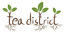 Tea District Logo